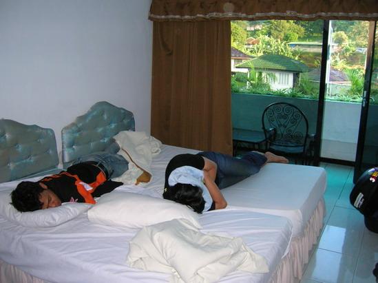 Refano & Danz Tidur...
