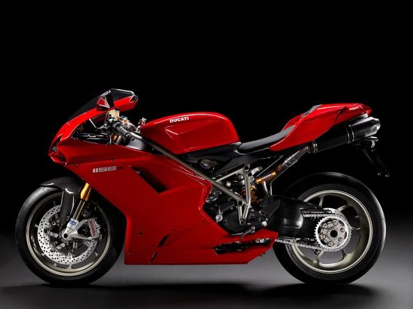 2009 Superbike 1198