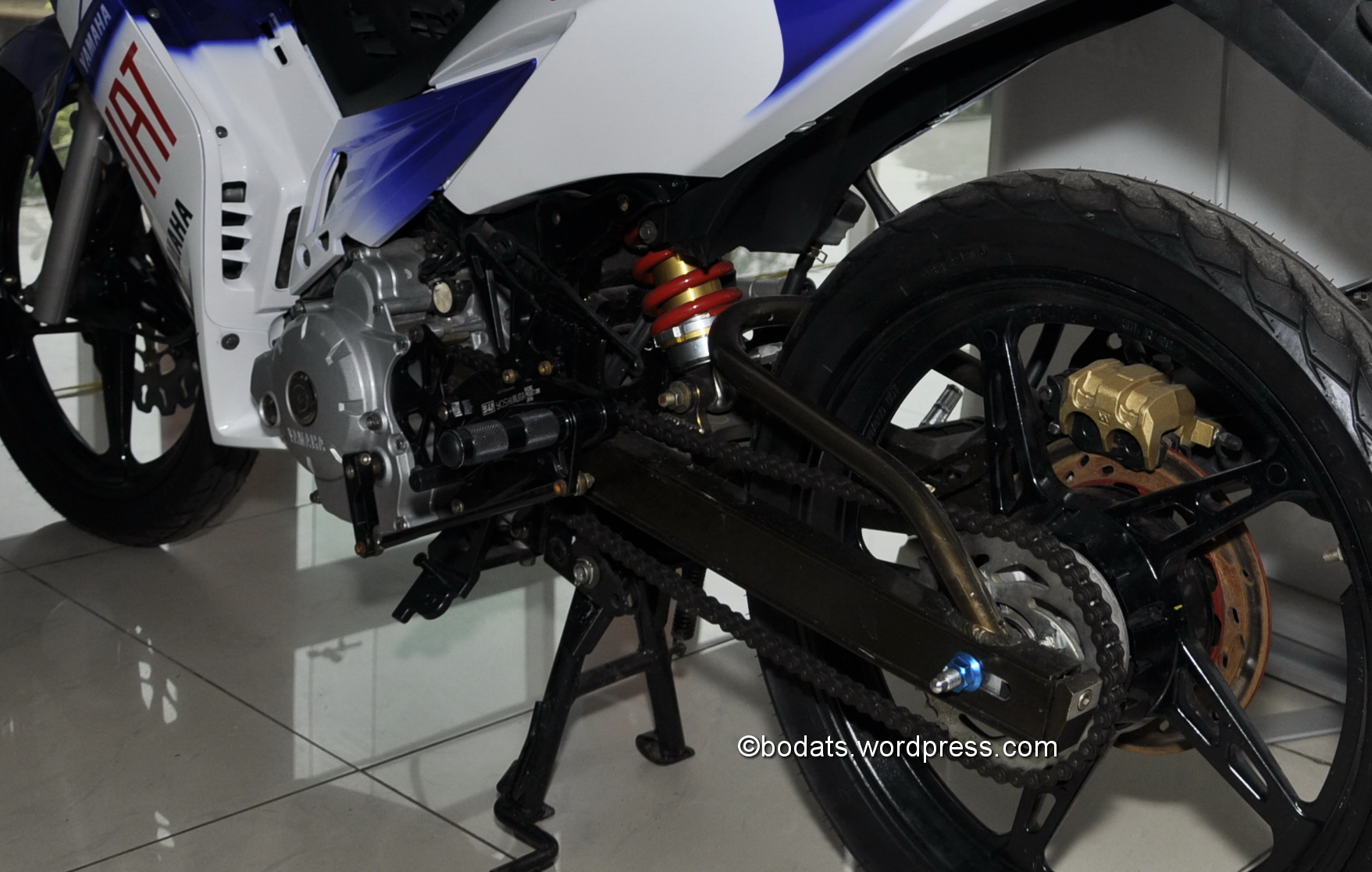 Modif Motor Yamaha Jupiter Z 2007