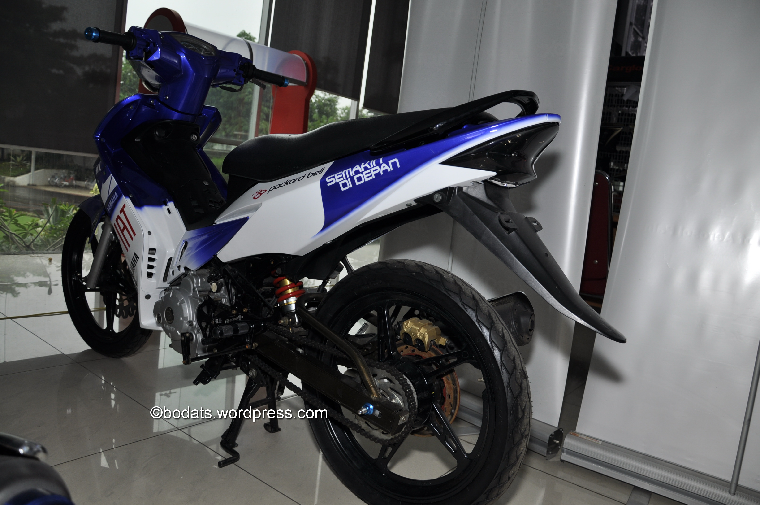 Modifikasi Jupiter Mx Jadi Motor Trail
