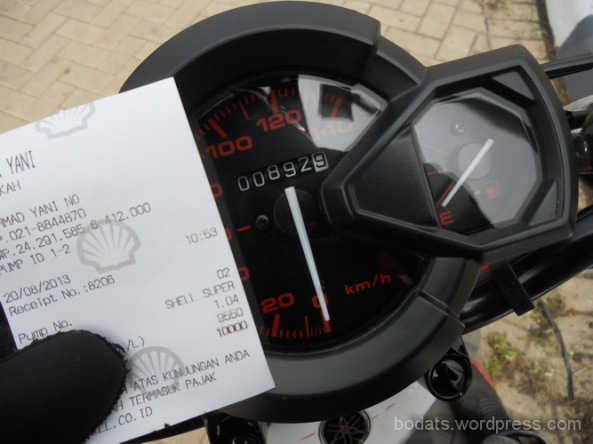 X-Ride Test Fuel1