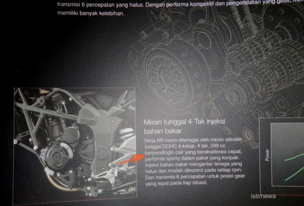 Brosur Kawasaki MonoRR1