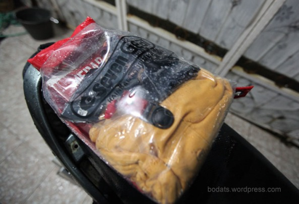 7Gear Rain Bag, 15 liter.