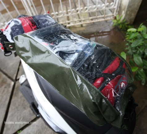 7Gear Rain Bag 25 liter.