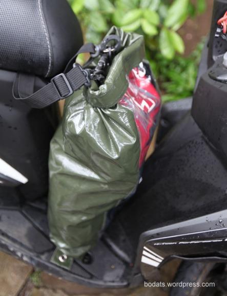 Rain Bag 25 Liter.