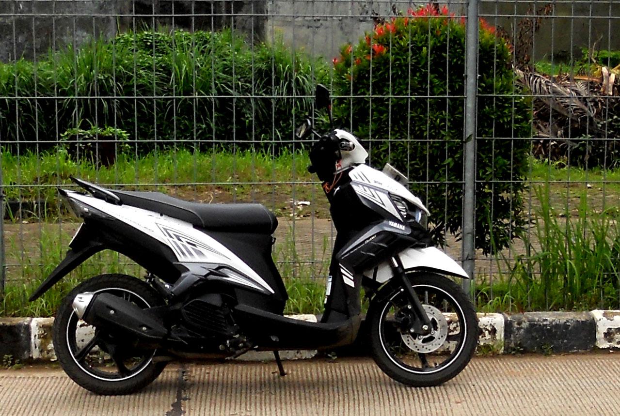 Yamaha Xeon GT125