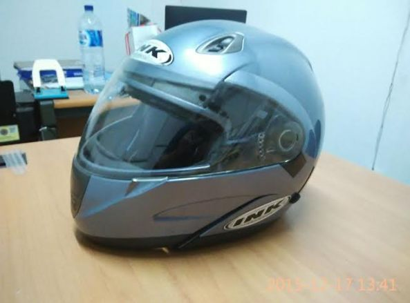 Helm Ink Top Gear 2
